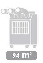 HSC3600 portable spot air conditioner