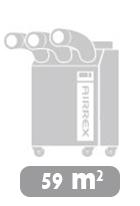 HWC3250 portable spot air conditioner
